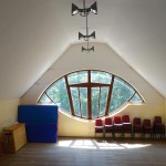 Peinture respirante pour murs et plafonds à l'intérieur