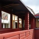 Peinture couvrante à la standolie pour bois et métal à l'extérieur AGLAIA